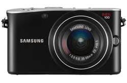 Samsung NX Conversion Service