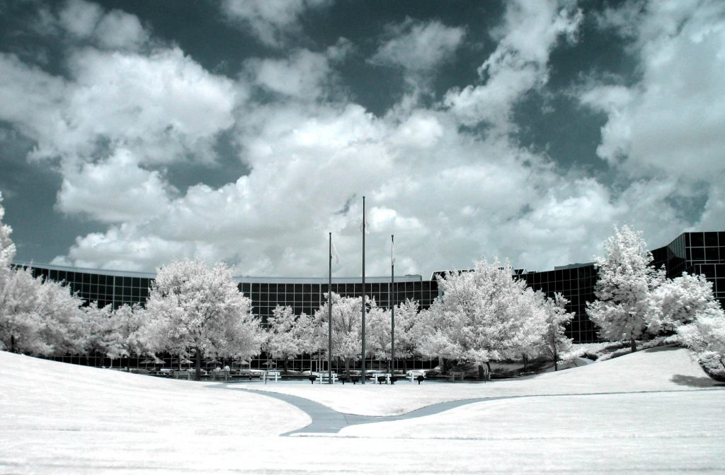 infrared conversion photo by Canon G6 720nm Filter