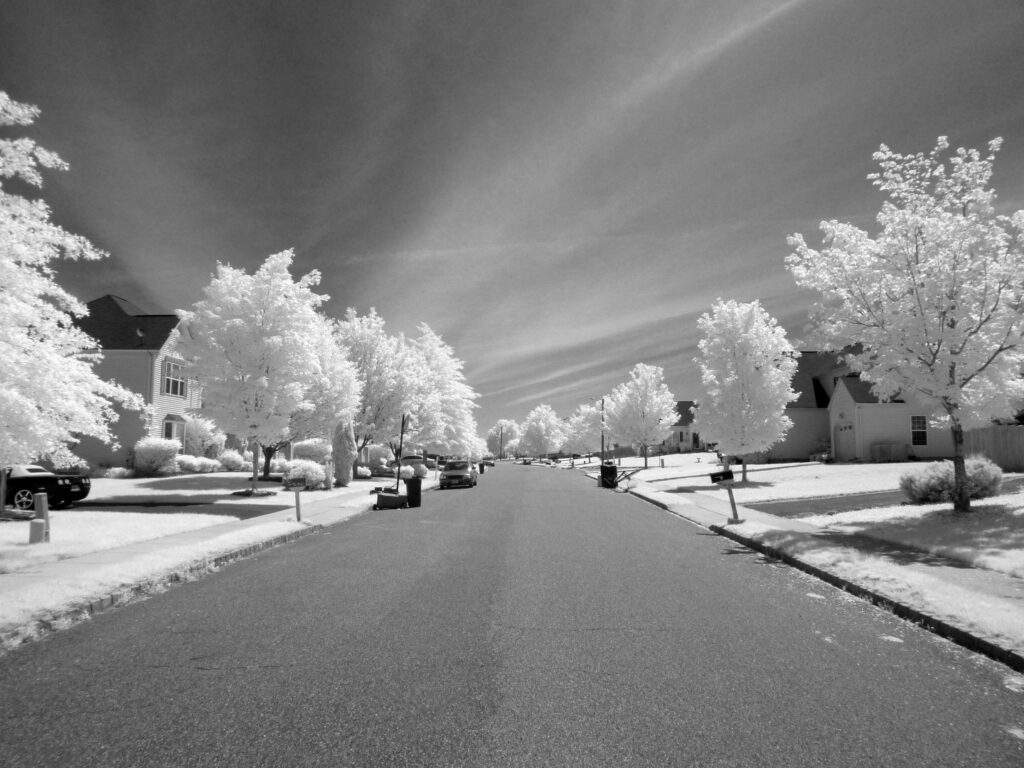 Kolari Vision infrared conversion 720nm Panasonic Lumix Point and Shoot ZS6