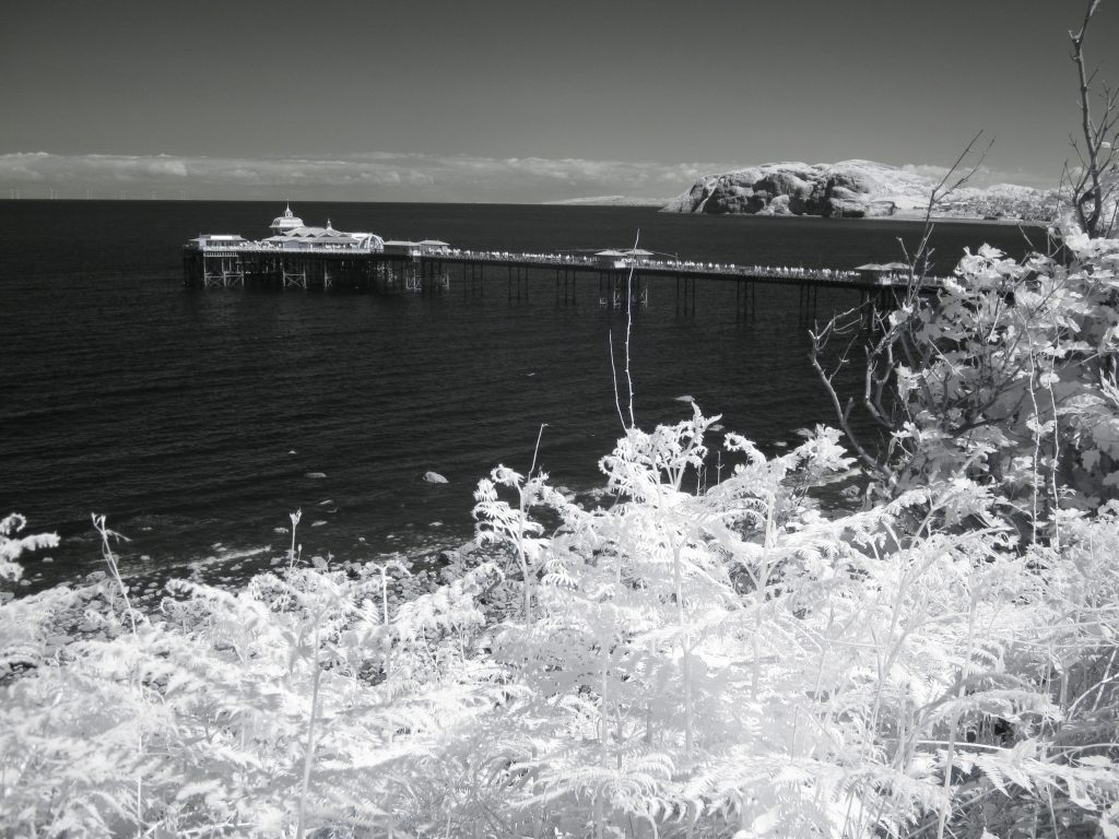 Kolari Vision infrared conversion 850nm Canon Point and Shoot A480