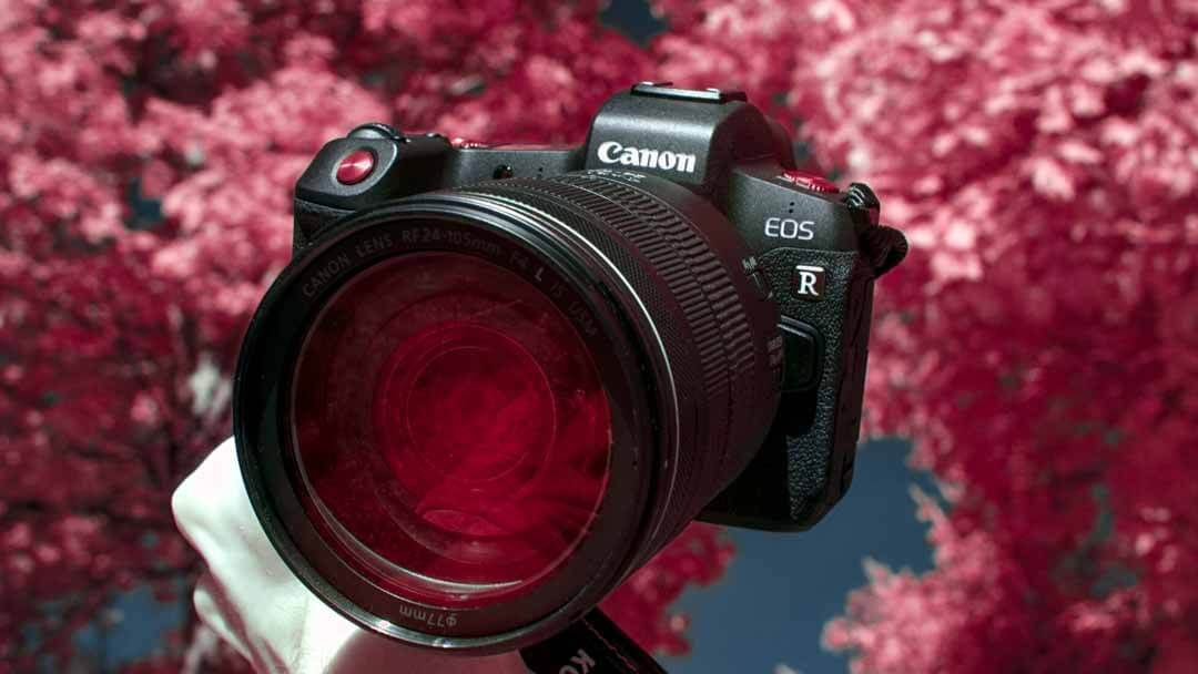 The Canon EOS R Infrared Photography Review - Kolari Vision