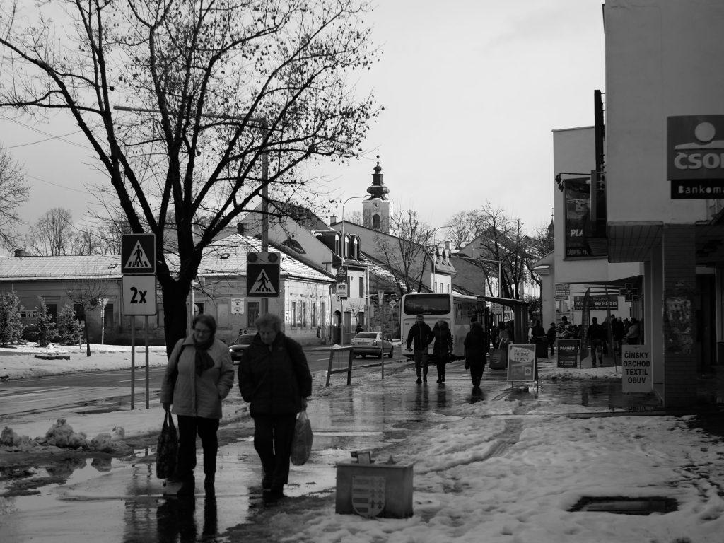 infrared conversion photo by City BreznoSlovakia