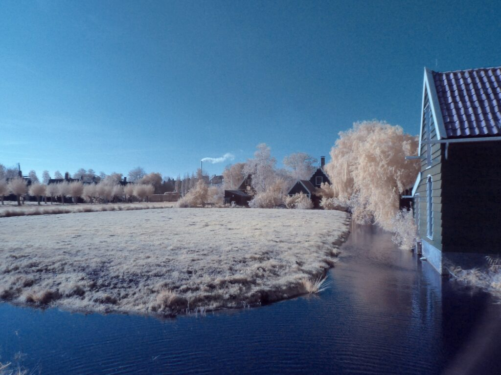 Kolari Vision infrared conversion 590nm Panasonic Lumix Point and Shoot ZS6
