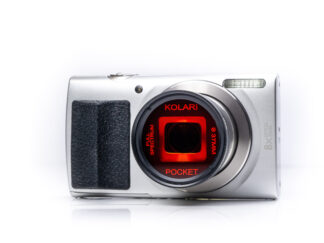 Converted Point And Shoot Cameras