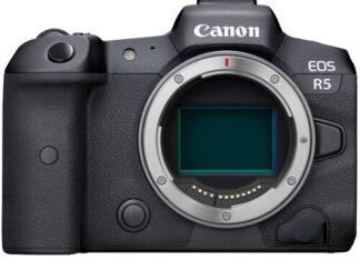 Converted Canon Cameras